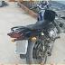 15º BPM recuperou motocicleta adulterada no bairro Maria Cristina em Belo Jardim, PE