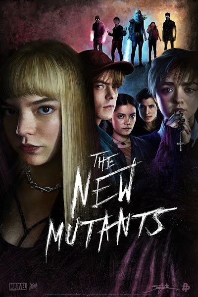 The New Mutants (2020) Full Movie English 720p CAMRip Free Download