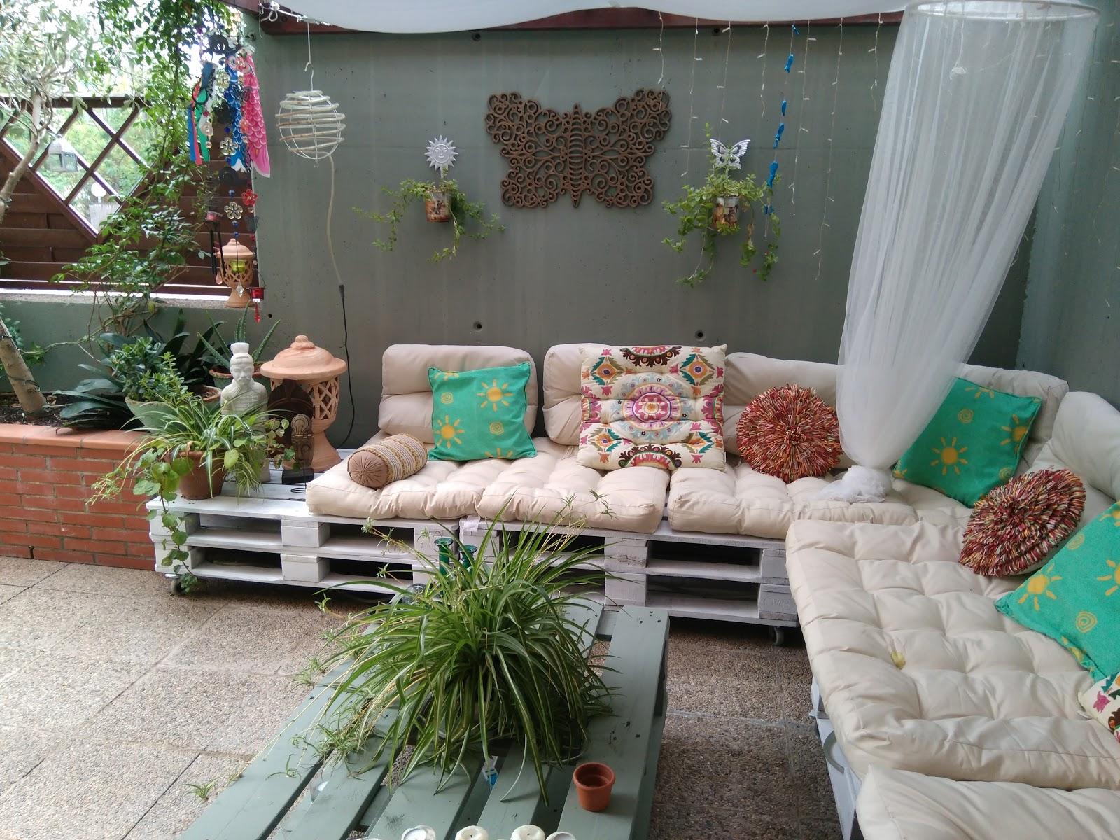 Manualidades plus for Cubrir suelo terraza