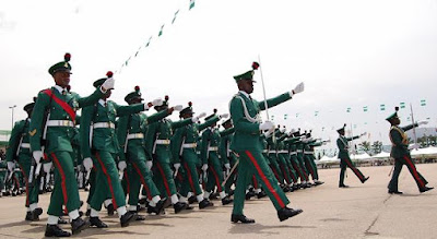 Register for Nigerian Army Recruitment 2017