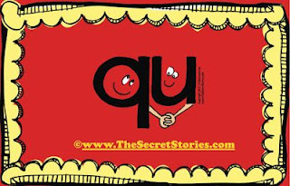 Secret Stories® Phonics— QU