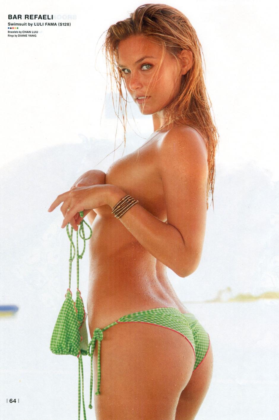 Bar Refaeli Nude
