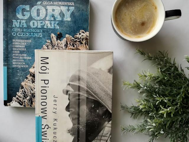 książka, book, góry, mountains, recenzja