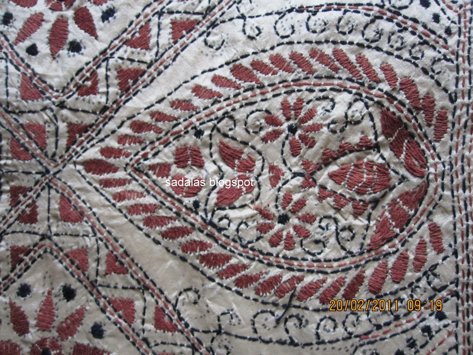 Kantha Embroidery Motifs Free Embroidery Patterns