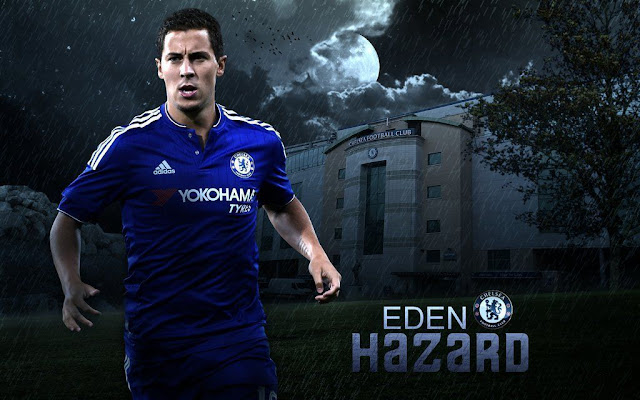 Eden Hazard HD Wallpapers