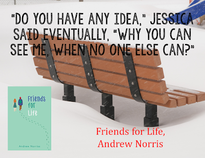 Free printable Friends for Life poster and bookmark set