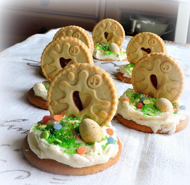 Garden Tomb Cookies