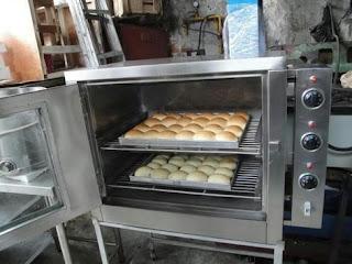Cara menggunakan oven kompor