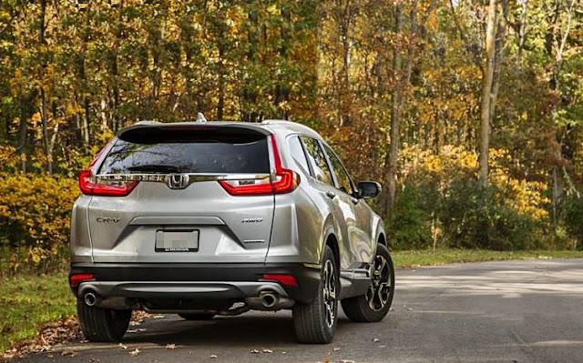 2018 Honda CRV Engine and Transmission Review