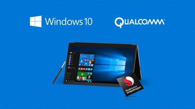 Asus, Lenovo And HP Work PC Snapdragon Based 835