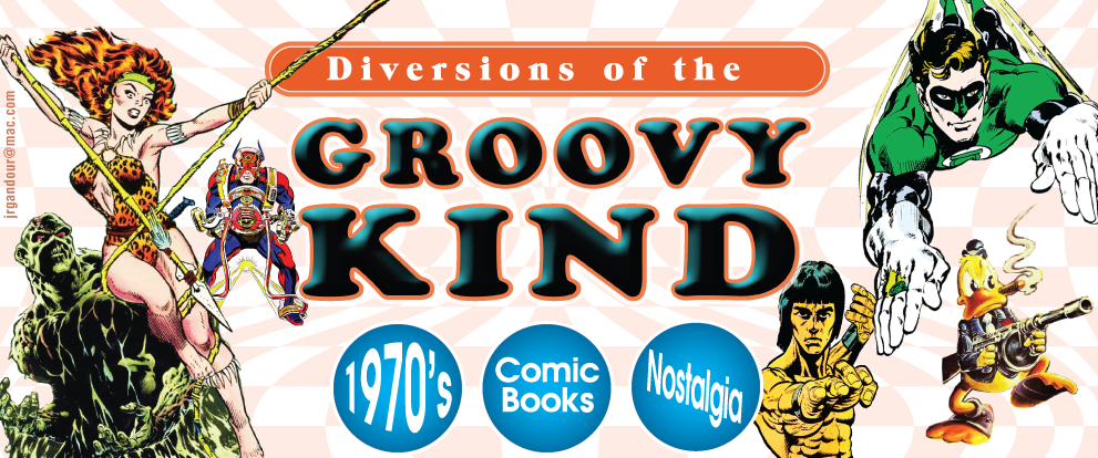 Diversions of the Groovy Kind