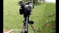 Плавне обертання камери на штативі. Як зробити?