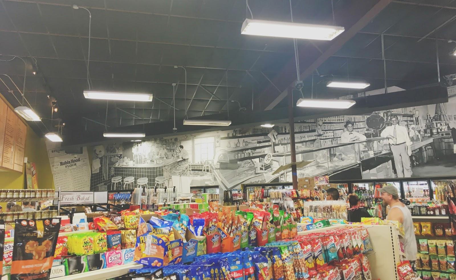 Hruska's - a convenience store near Austin, Texas