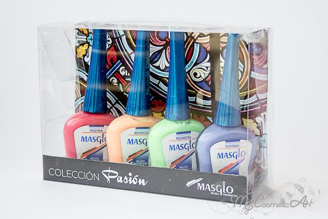 Colección Pasión de Masglo.