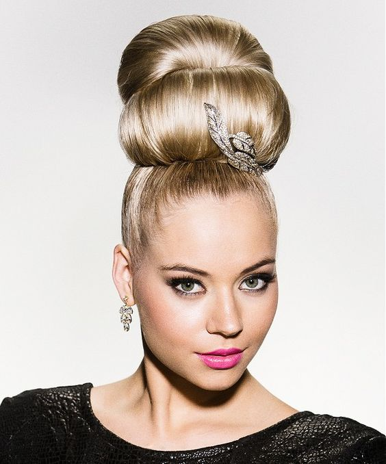 Glamorous Formal Hairstyles By Lorna Evans Australia