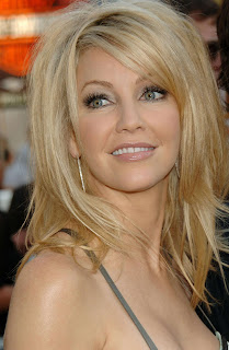 TV and Film star Heather Locklear