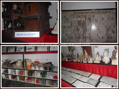 Koleksi Museum Camp Vietnam