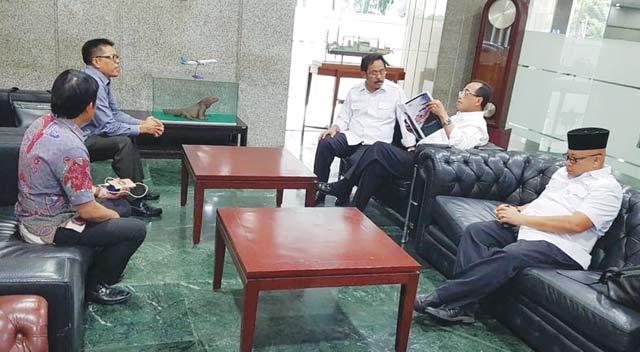 Gubernur Kepri: Manfaatkan Waktu untuk Kemajuan Kepri