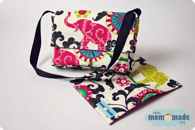 Diaper Bag and Changing Pad