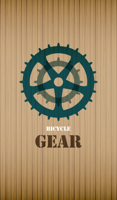 Bicycle GEAR -woody-