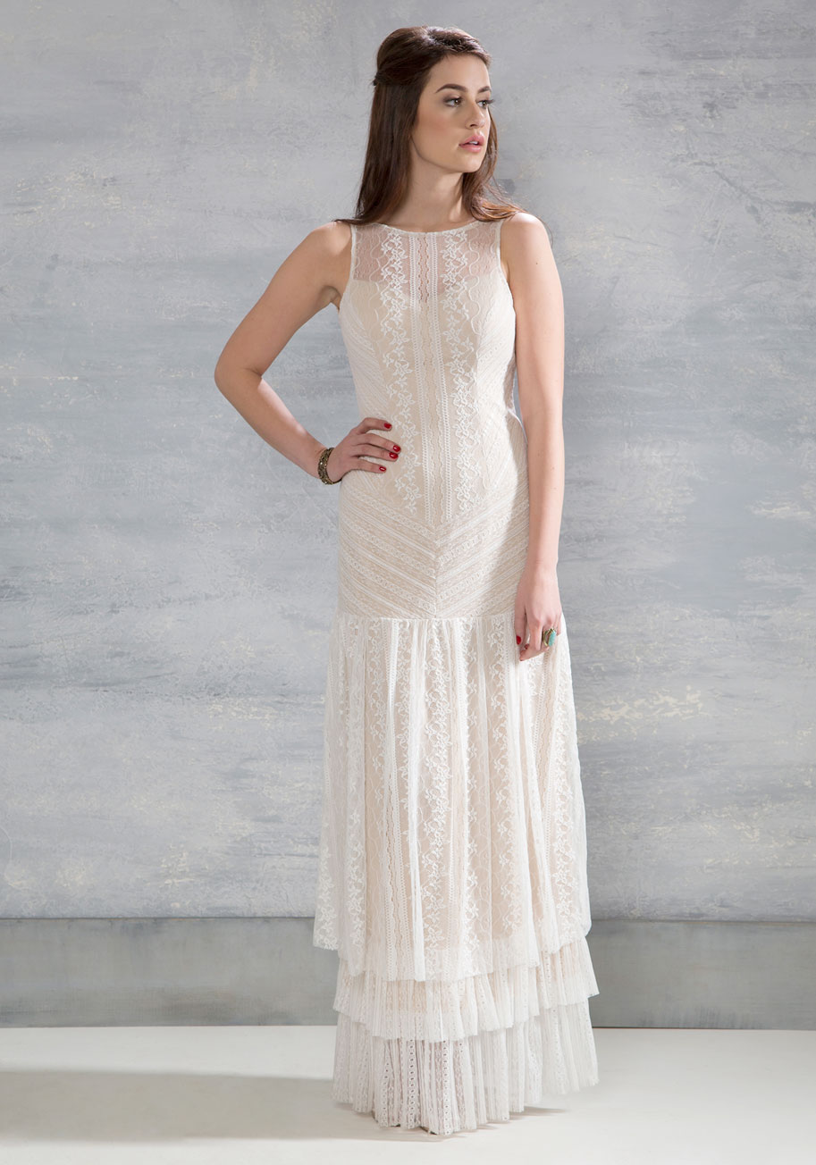NEW ARRIVALS: Modcloth\'s gorgeous new wedding gowns - NYC Recessionista