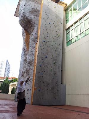 Climbing Asia Singapore