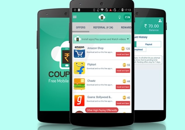 10 Top Best Android Apps for Earning Talktime | PC tricks
