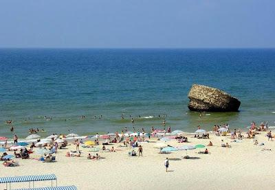 Huelva playas
