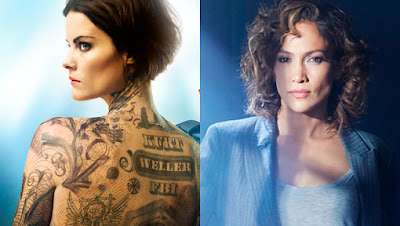 NBC Blindspot Shades of Blue