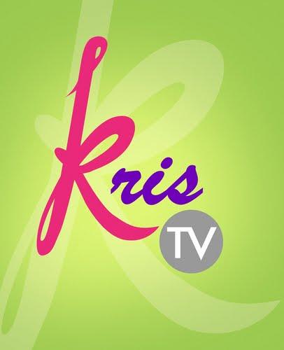 kris aquino adds spice to morning viewing via kris tv showbiznest