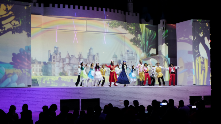 Indoor Stage Show Dufan