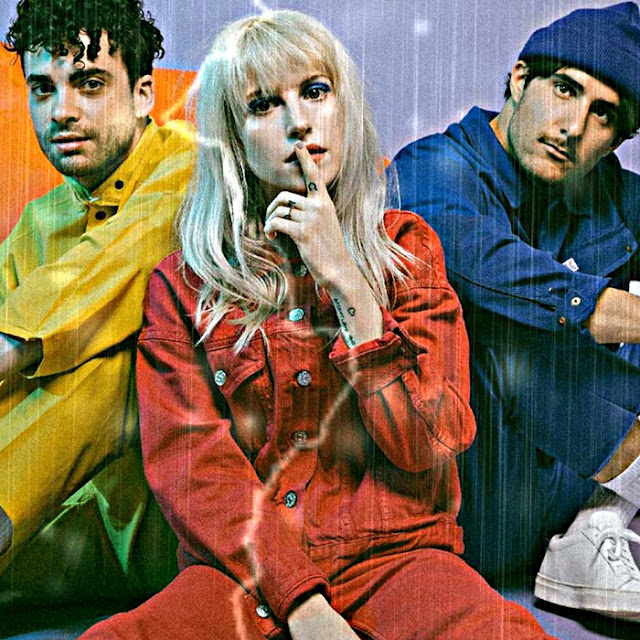 Paramore Wallpaper Engine