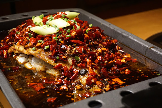 江边城外 Riverside Grilled Fish - Unique Sauce (怪味)