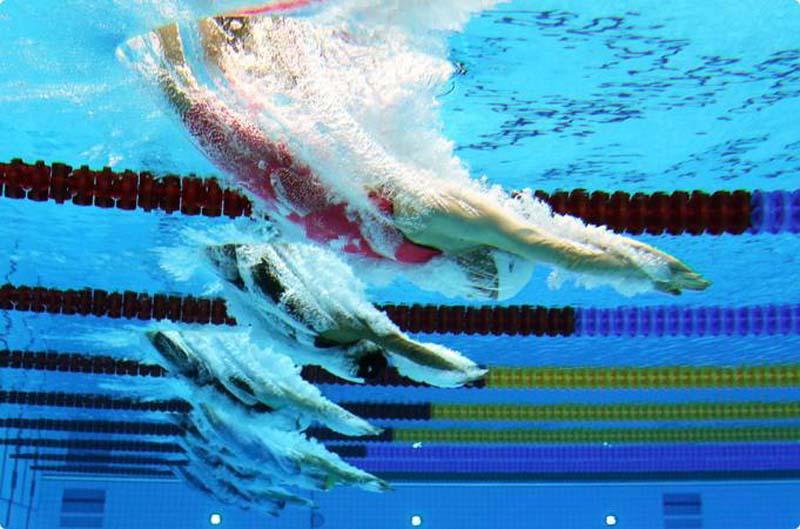 abertura olimpiadas 2016 natacao feminina - Fotos incríveis das olimpíadas 2016