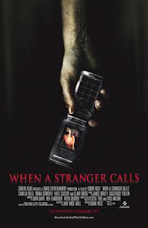 Sinopsis Film When a Stranger Calls (2006)