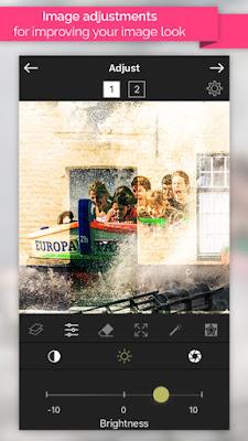 التطبيق الاحترافي لتعديل الصور Lay.Over – لا تفوتوه، مجانا لفترة محدودة