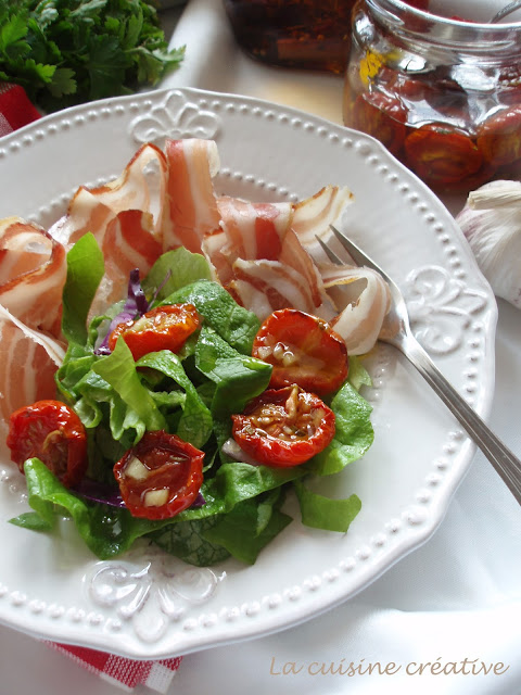 Brze letenje salata