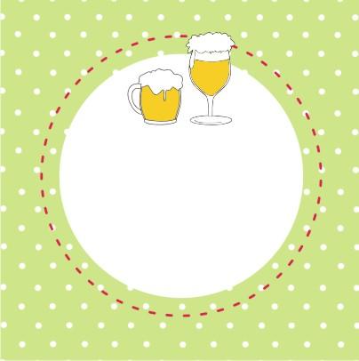 Convites Gratis Mini Kit Para Cha Bar Boteco Gratis
