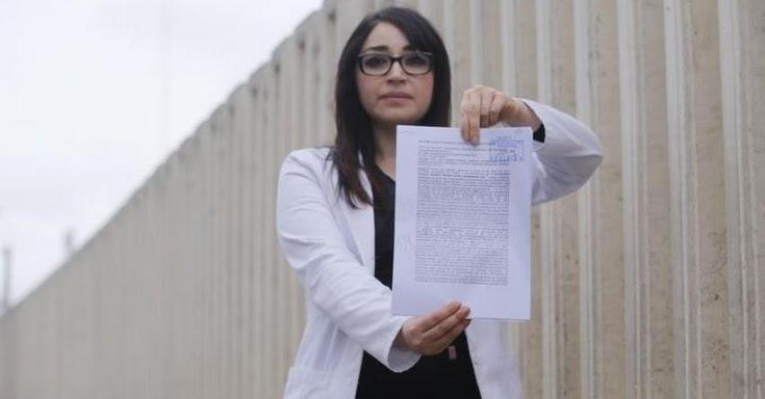 Médica residente de la Universidad Cayetano Heredia denuncia acoso sexual y teme ser expulsada de la UPCH