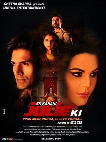 Ek Kahani Julie Ki 2016 Hindi pDVDRip 700MB