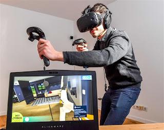 Set kepala VR