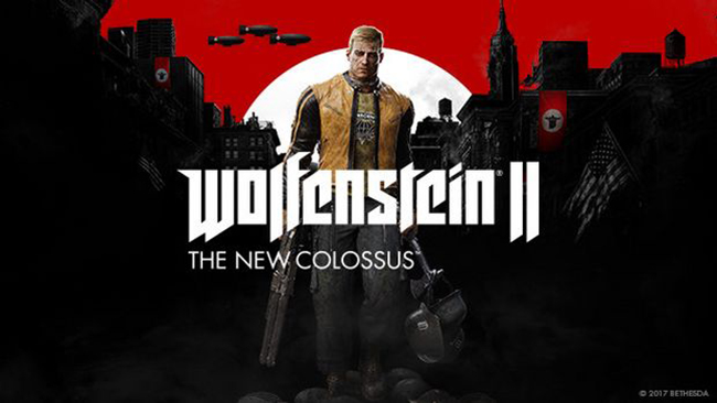 Wolfenstein II: The New Colossus (Region Free) PC