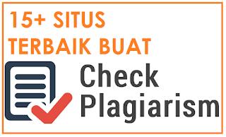 15+ Situs Plagiarism Checker Online Gratis [Update Baru]