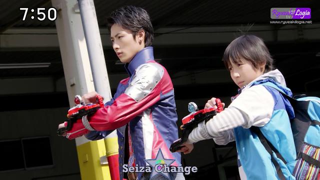 Download Uchuu Sentai Kyuranger Episode 10 Subtitle Indonesia