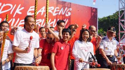 Ketua DPR Lepas Rombongan Mudik