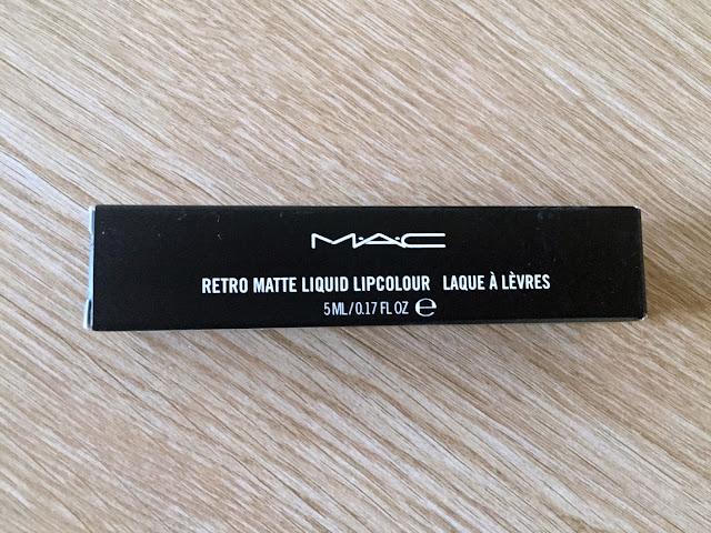 MAC Liquid Lipcolour In feels so grand