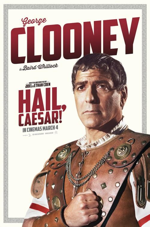 Hail Caesar film poster