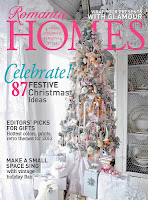 Romantic Homes, December 2012