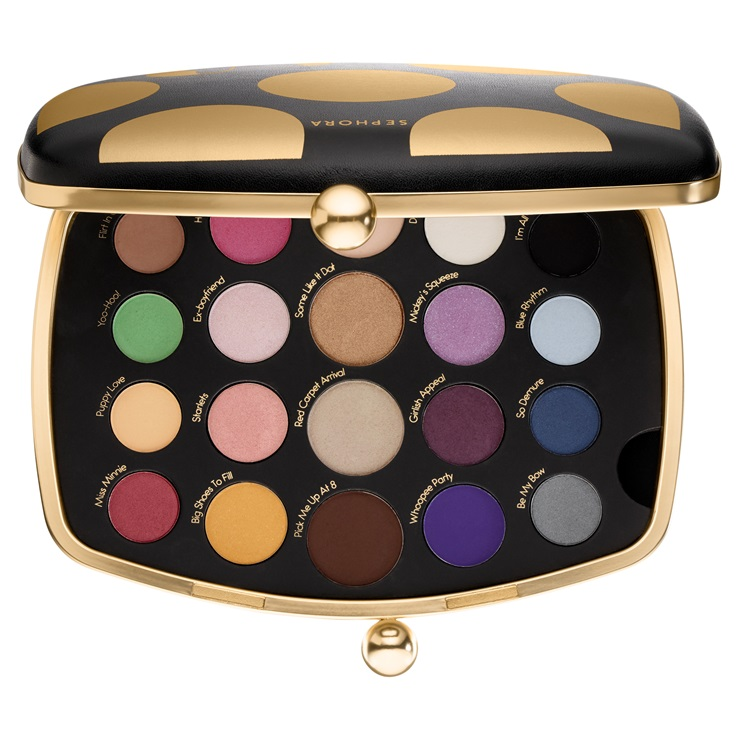 Sephora Minnie's World in Color Eye Shadow Palette
