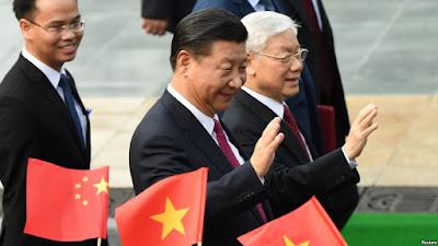 Việt – Trung: Trong là thủ thế, ngoài là anh em